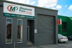 Minuteman Press Braeside