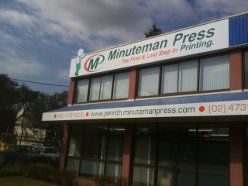 Minuteman Press Penrith