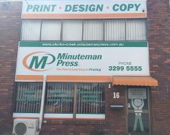 Minuteman Press Slacks Creek