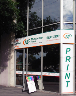 Minuteman Press Port Melbourne